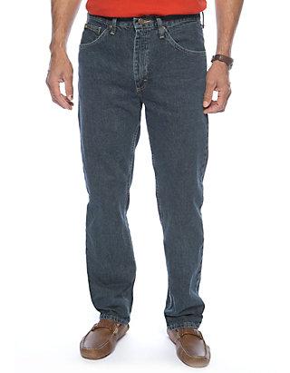 5d1f6aa4c7 Lee® Regular-Fit Straight Leg Jeans   belk