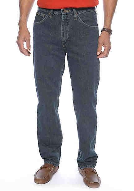 Cheapest Price Mens Bostin Brown Jon Jeans Wrangler Free Shipping Cheap Online cQ1daiWr1p