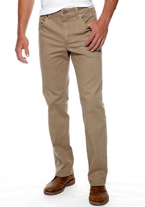 Modern Series Straight Fit Jeans