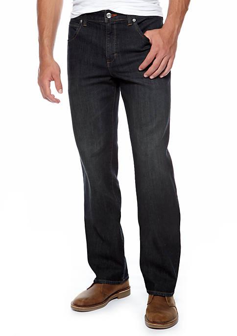 Modern Series Regular-Fit Straight Leg Jeans