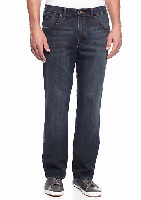 Lee® Modern Series Regular-Fit Straight Leg Jeans