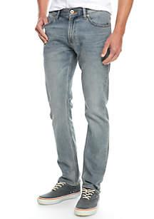 Lee Modern Series Slim Fit Tapered Leg Stretch Jean