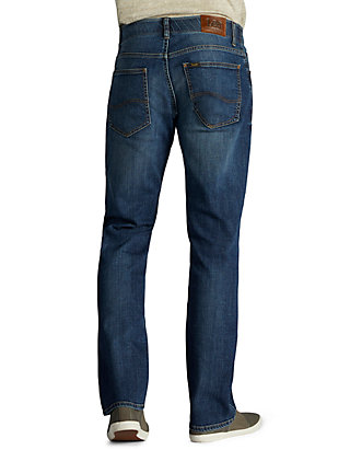 de410820 ... Lee® Lee Modern Series Extreme Motion Straight Fit Tapered Leg Jean