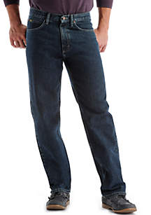 Lee® Relaxed Fit Straight Leg Jeans