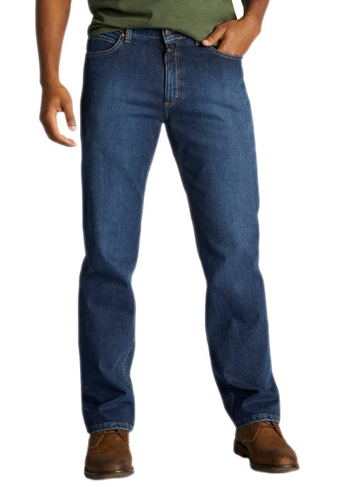 Lee® Mens Core Relaxed Kramer Stretch Jeans