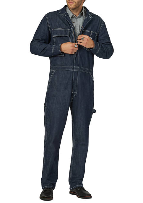 Mens Unionall Rinse Coveralls