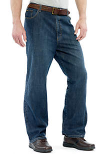 Big & Tall Premium Select Loose fit Comfort Straight Leg Jeans