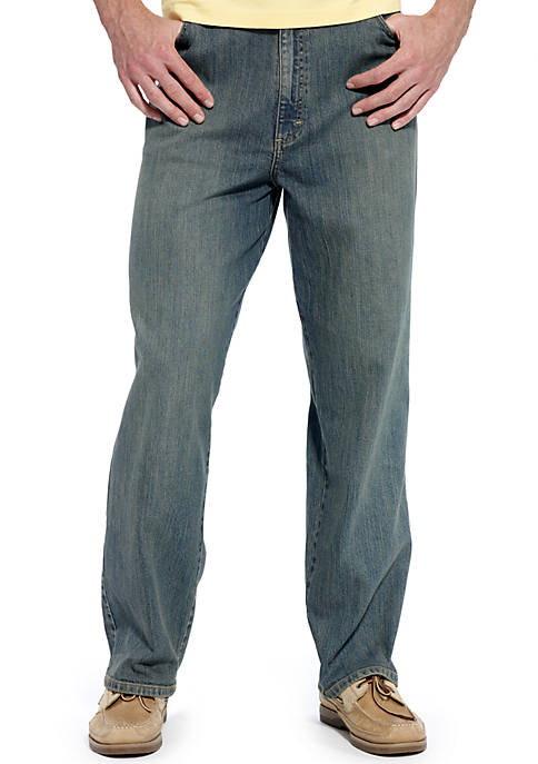Lee® Big & Tall Loose Comfort Straight Leg