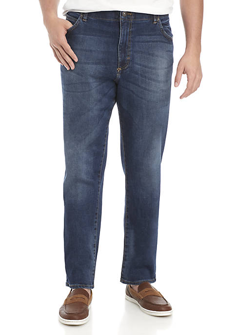 Big & Tall Extreme Motion Straight Fit Jean