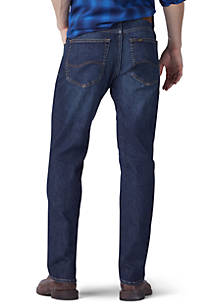 Big Tall amp; Fit Relaxed Jean Motion Extreme Belk Lee® vq1Udq