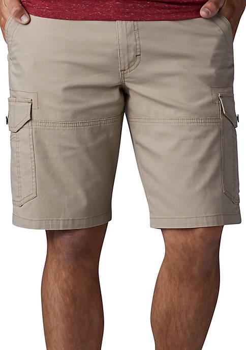 Big & Tall Extreme Motion Swope Cargo Shorts