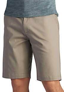 bb85e6c76b36 Twill Flat Front Shorts · Lee® Performance Series Extreme Comfort Short