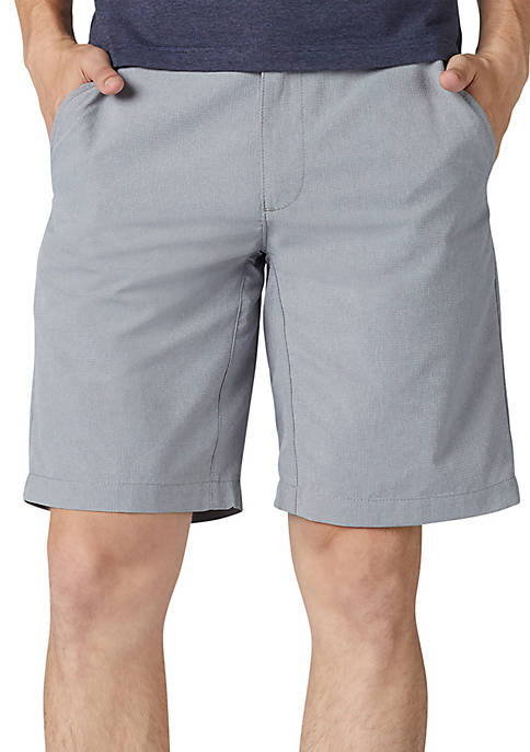 Lee® Air Flow Flat Front Shorts
