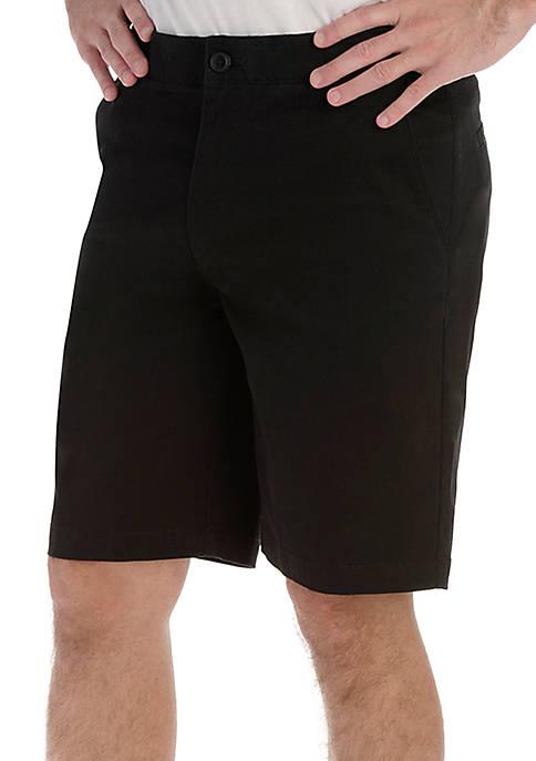 Big & Tall Extreme Comfort Flat-Front Shorts
