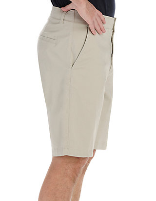 91b8358b ... Lee® Big & Tall Extreme Comfort Flat-Front Shorts ...