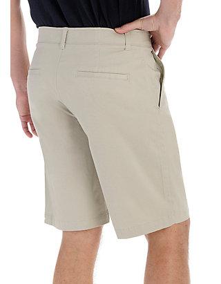 f418d5b3 Lee® Big & Tall Extreme Comfort Flat-Front Shorts | belk