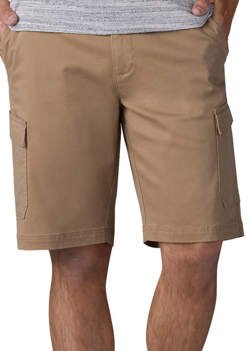 Big & Tall Extreme Motion Comfort Cargo Shorts