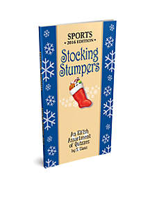 Stocking Stumpers Sports 2016 Edition