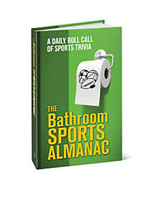 Bathroom Sports Almanac
