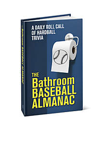 Bathroom Baseball Almanac