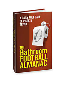 Bathroom Football Almanac