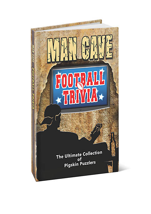Red-Letter Press, Inc. Man Cave Football Trivia