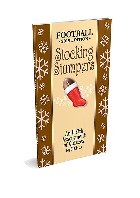 Stocking Stumpers Football