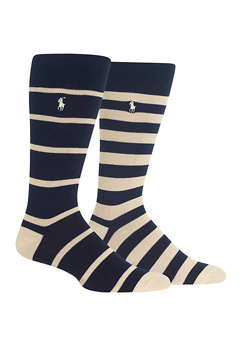 Nautical Stripes Socks