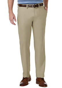 Haggar® Cool 18 PRO Straight Fit Flat Front Pant