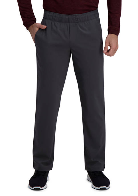 Haggar® Mens The Active Series™ Straight Fit Flat