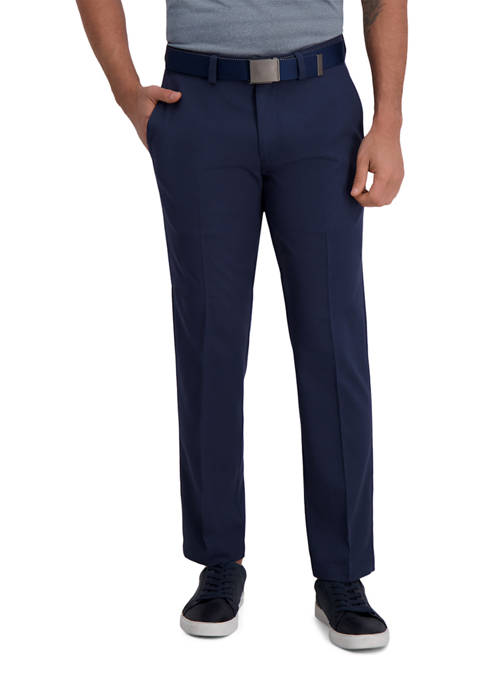 Haggar® Mens Cool Right® Performance Flex Straight Fit