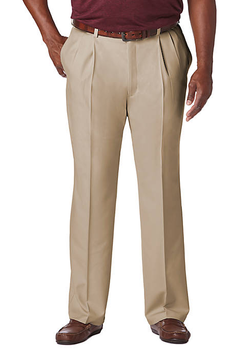 Haggar® Big & Tall Cool 18 Pro Pants
