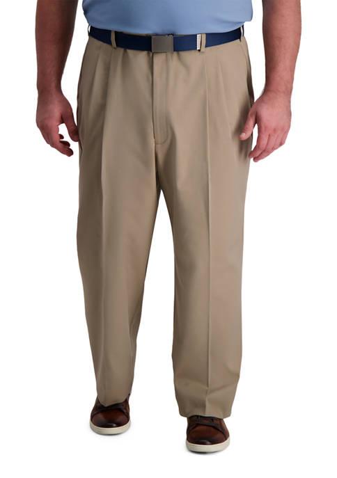 Haggar® Big & Tall Cool Right® Performance Flex