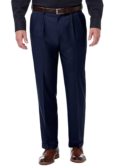 Haggar® Premium Comfort 4 Way Stretch Classic Fit
