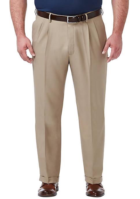 Haggar® Big & Tall Premium Comfort 4-Way Stretch