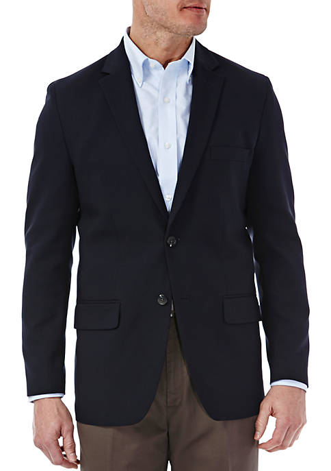 Haggar® In Motion Tailored-Fit Blazer