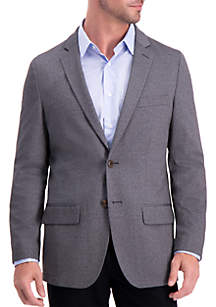 In Motion Slim Fit Knit Blazer
