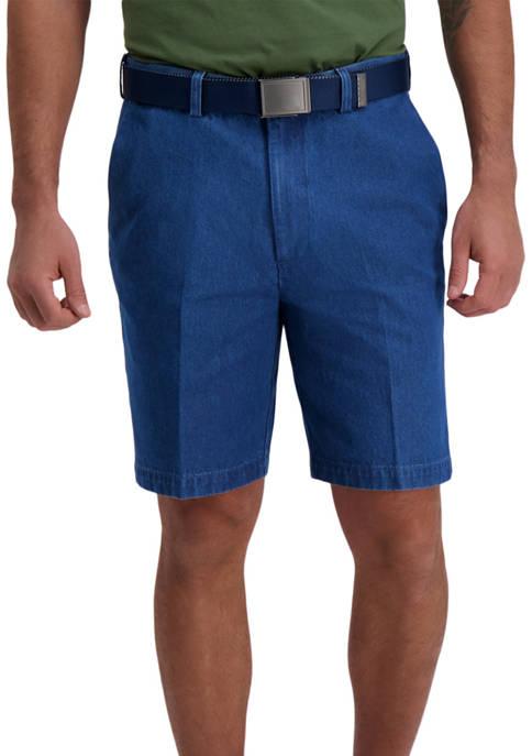 Haggar® Mens Work to Weekend Denim Shorts