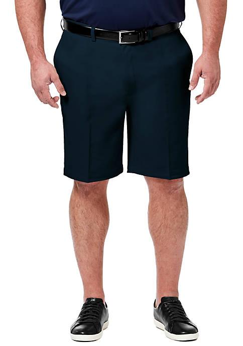 Haggar® Big & Tall Classic Fit Flat Front