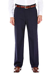 Premium Stretch Sharkskin Classic Fit Suit Pants