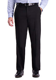 Active Series Herringbone Classic Fit Suit Separate Pants