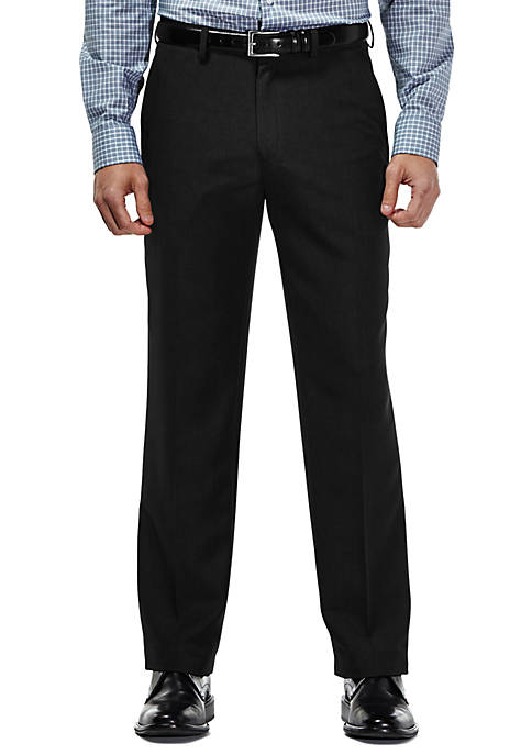 Haggar® Travel Performance Classic Fit Tic Weave Suit