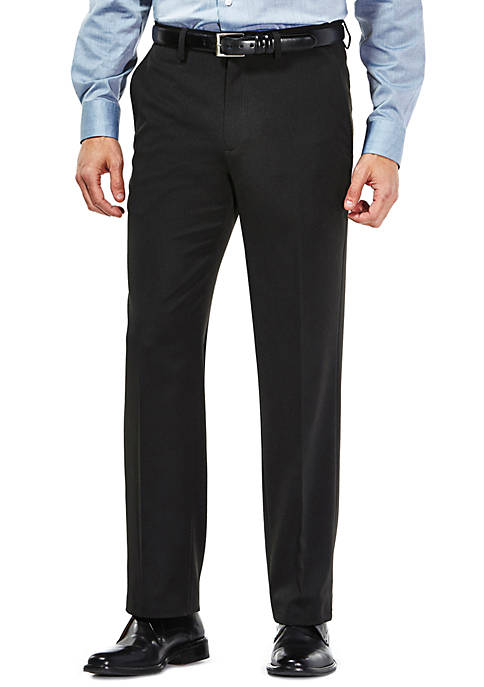 Haggar® Tailored Fit Travel Performance Pinstripe Suit Pants