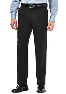 Tailored Fit Travel Performance Pinstripe Suit Pants