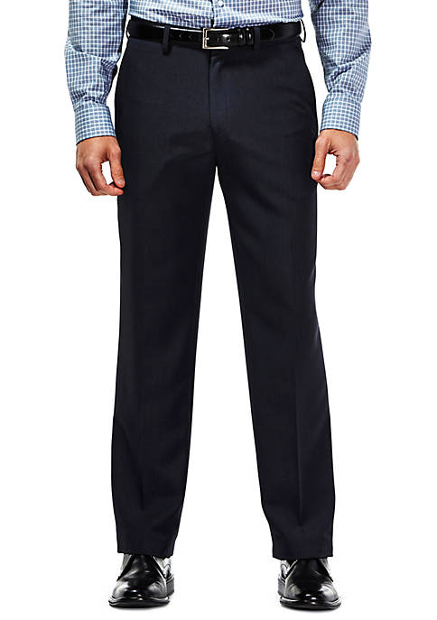 Haggar® Travel Performance Tailored Fit Tic Weave Suit