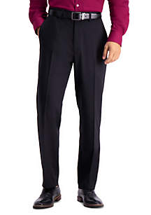 Stretch Travel Performance Heather Twill Tailored Fit Suit Pants