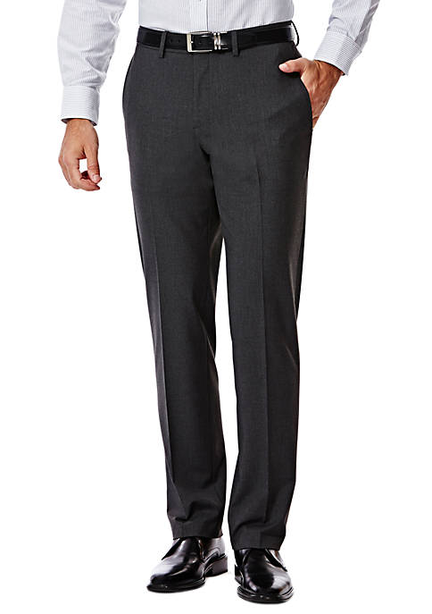 Haggar® 4-Way Stretch Slim Fit Flat Front Suit