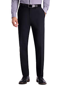 Active Series Herringbone Slim Fit Suit Separate Pants