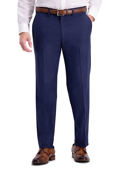 Texture Weave Slim Fit Suit Separate Pants