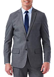 Stretch Slim Fit Suit Coat